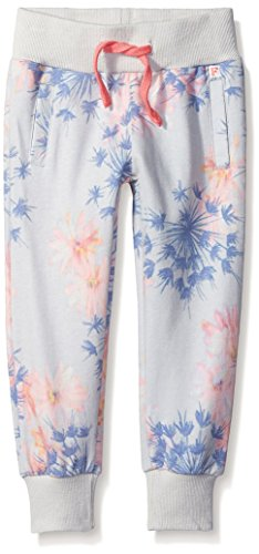 French Connection Little Girls' Kids Daisy Dream Joggers, Freeway Grey, 2-3Y - Kid Connection Kids Pants