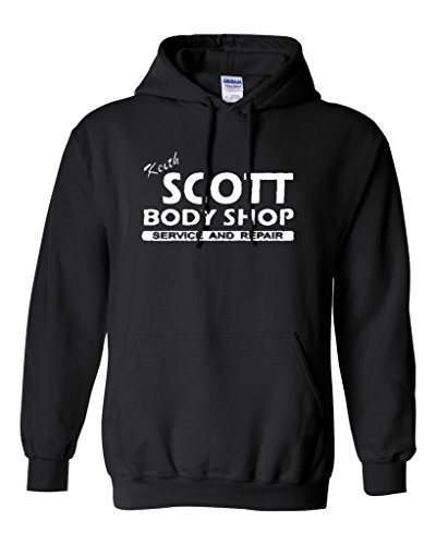 Keith Scott Tree Hill Body Shop Sweatshirt Hoodie Hoody