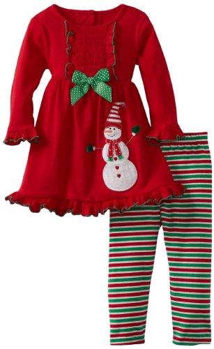 Good Lad Baby Girls' Knit Legging Set