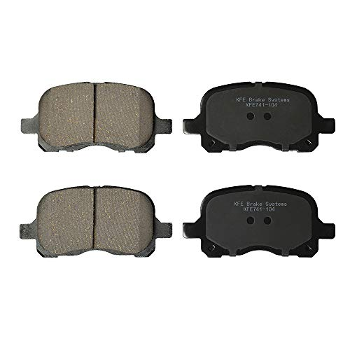 1999 Toyota Camry Brake Pads: Compare Price: 1999 Toyota Corolla Front Brakes