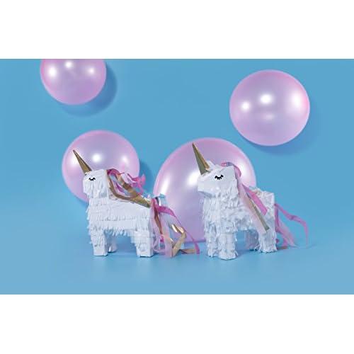 Unicorn Pinata Mini - SET OF 2 - Unicorn Party - Table Decor