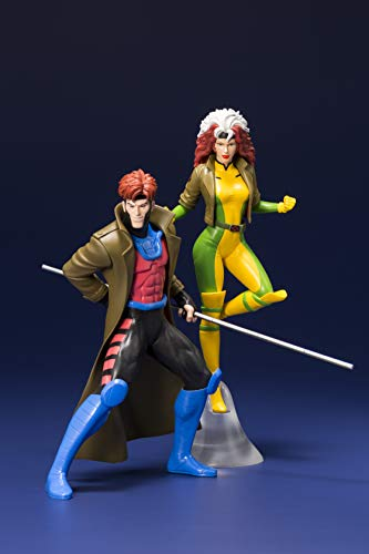 (Marvel Universe X-Men '92: Gambit & Rogue Artfx+ Statue Two Pack)
