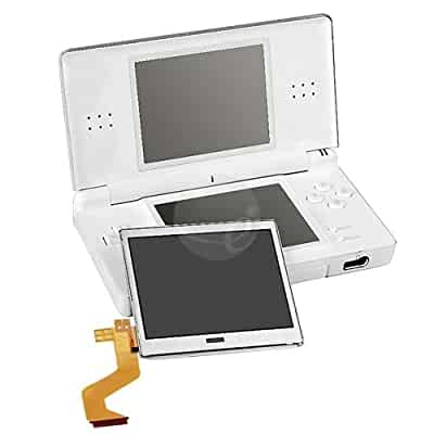 hde replacement lcd screen for nintendo ds lite top screen video games. Black Bedroom Furniture Sets. Home Design Ideas