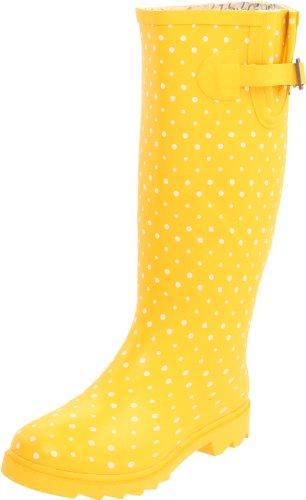Chooka Women's Posh Dots Rain Boot