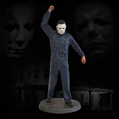 (Hollywood Collectibles Halloween Michael Myers 1:4 Scale Statue 750 Pieces Worldwide! by Hollywood Collectibles)