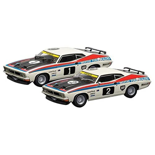 Scalextric Sca3587a - Ford Xb Falcon - Touring Car Legends - Echelle 1/32