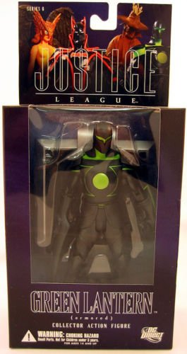 Toy Store - DC Direct Justice League Alex Ross Series 6 GREEN LANTERN Hal Jordan 6in Figure - New Arrival by Toy Store Wholesale