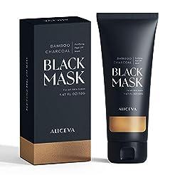 Aliceva Blackhead Remover Mask, Black Ma...
