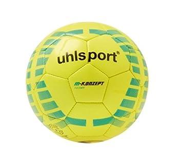 Uhlsport M-konzept Team - balón de fútbol color amarillo/azul ...