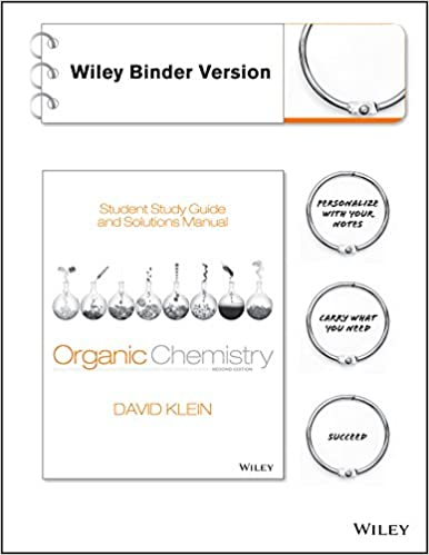 Amazon student study guide and solutions manual to accompany student study guide and solutions manual to accompany organic chemistry binder ready version 2nd edition fandeluxe Image collections