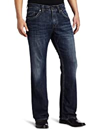 Silver Jeans Men's Zac Relaxed-Fit Straight-Leg Jean
