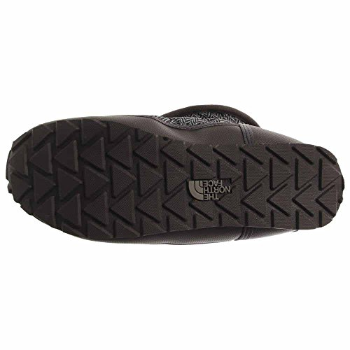 The North Face Womens Thermoball Roll-Down Bootie II Tnf Black Print/Grey Kezzs4h