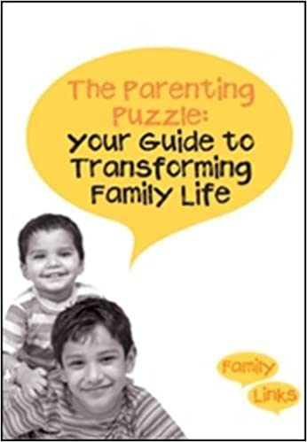 The Parenting Puzzle How To Get The Best Out Of Family Life Hunt Candida Mountford Annette Saunders Val 9780954470906 Amazon Com Books