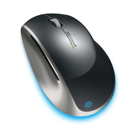 Microsoft BlueTrack Technology Recharging 5AA 00001