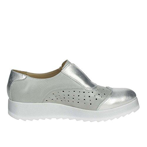 001 Soft Mujer Sneakers Cinzia Gris Ial25571vme wf0Exv