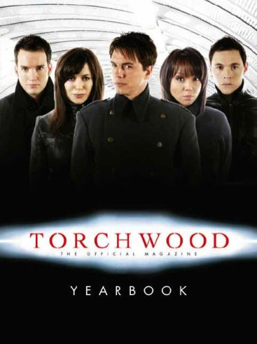Download Torchwood The Official Magazine Yearbook PDF