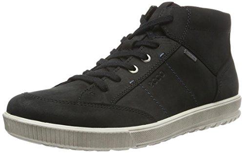 Noir Baskets black black53960 Ennio Ecco Homme Basses I1fWxp