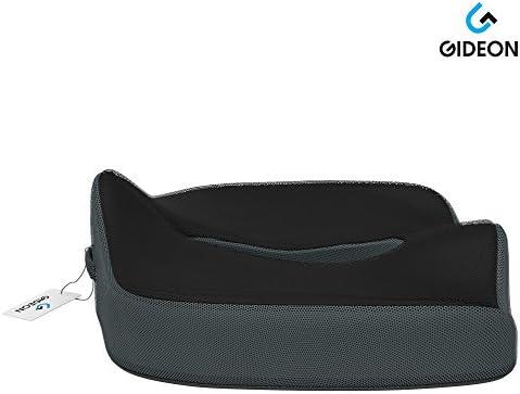 Amazon.com: Gideon - Cojín ortopédico para silla de oficina ...