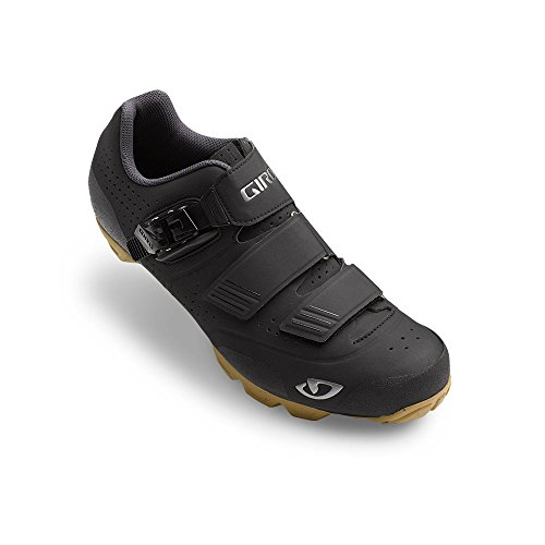 Giro Privateer R HV Shoe Men's Black/Gum 48 Giro