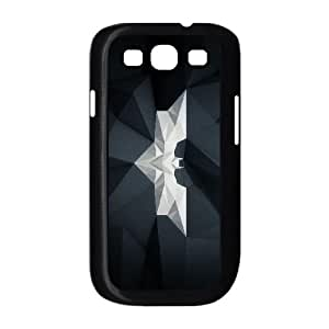 Samsung Galaxy S3 9300 Cell Phone Case Black Batman fvnp