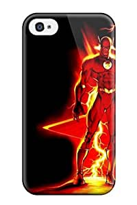 Anne Harris Pena's Shop Hot Case Cover Protector For Iphone 4/4s- The Flash 3937269K95165710