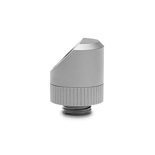Ekwb Ek Quantum Torque Rotary 45 Satin Titanium Verbindung Silber Gewerbe Industrie Wissenschaft