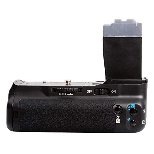 Mcoplus BG-550D Vertical Battery Grip for Canon EOS 550D 600D 650D 700D Rebel T2i T3i T4i T5i DSLR Camera as BG-E8