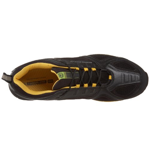 Timberland - Zapatillas de running de Material Sintético para hombre Negro negro