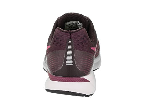 7d3cbf391cd8 Women s Nike Air Zoom Pegasus 34 Running Shoe Port Wine Deadly Pink Tea  Berry