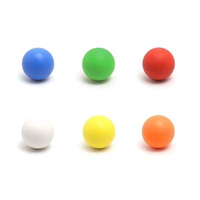 Play G-Force Bouncy Ball - 60mm, 140g - Juggling Ball (1) (Green): Toys & Games