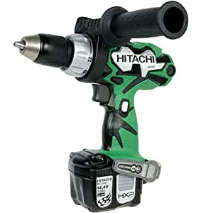 Hitachi DS14DL 14.4-Volt Lithium Ion Cordless Drill  (Discontinued by Manufacturer)