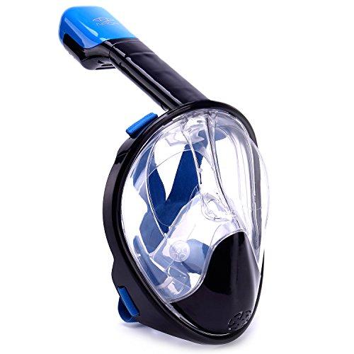 NAGA Sports Full Face Snorkel