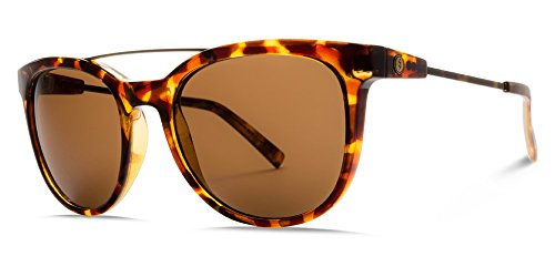 Electric Visual Bengal Wire Gloss Tortoise/OHM Bronze Sunglasses