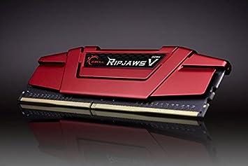 G.skill Ripjaws 8 GB DDR4 Single RAM Memory at amazon