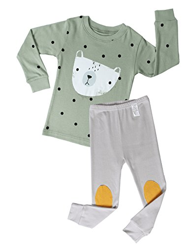 Unifriend Pajamas Toddler Cotton Loungewear
