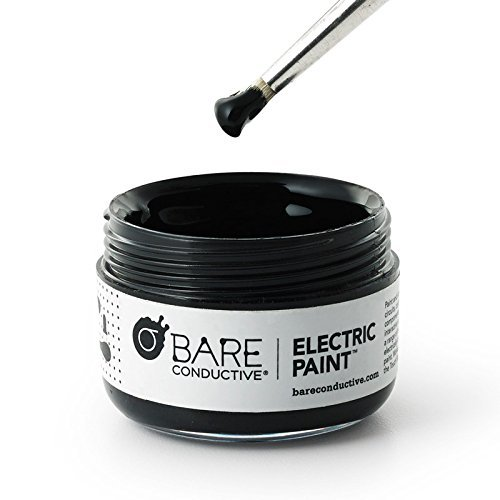 Bare Conductive Electric Paint/Soldering Glue 50ml Pot