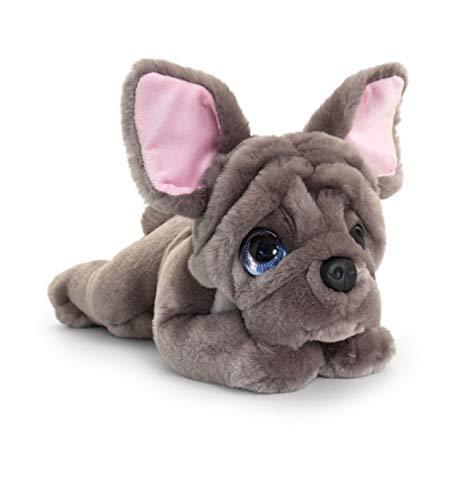 French Bulldog Signature Cuddle Puppy Dog Cute Family Pet Plush Sot Toy Keel 32cm