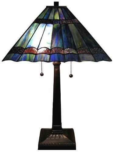 Amazon.com: Almacén de Tiffany Gothique lámpara de mesa ...