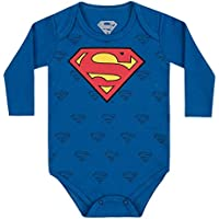 Baby Marlan Body Bebe Masculino, Cobalto, GB