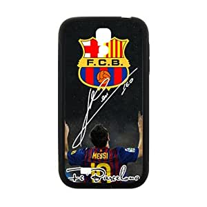 F.C.B Messi Cell Phone Case for Samsung Galaxy S4