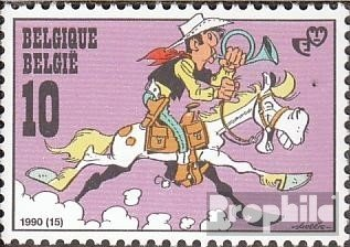 Prophila Collection Bélgica 2442 (Completa.edición.) 1990 Juventud ...
