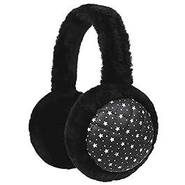 Zeltauto Unisex Ear Warmer Foldable Winter Earmuff