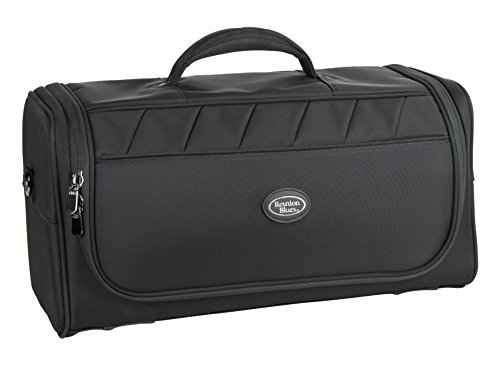 Reunion Blues RB Continental Midnight Series Triple Trumpet Case, Black, RBCT3BK from Reunion Blues