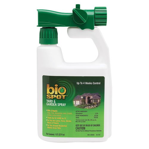 Bio Spot Yard and Garden Spray, 32-ounce, My Pet Supplies