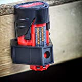 Battery Mount Adapter Dock Holder for Milwaukee M12