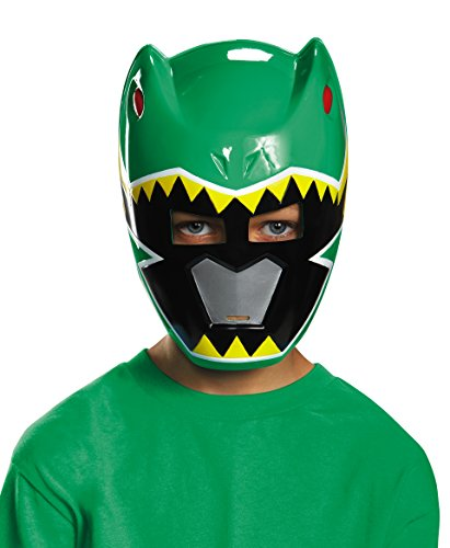 White Ranger Vacuform Mask - Disguise Green Ranger Dino Charge Vacuform