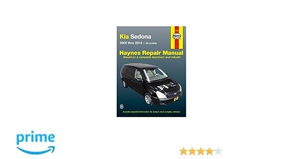 Kia sedona 02 14 haynes automotive haynes publishing kia sedona 02 14 haynes automotive haynes publishing 9781620921494 amazon books fandeluxe Image collections