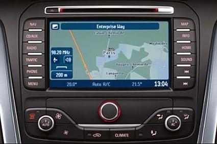 Ford MCA Carte SD 2020 /Écran tactile i2013214 Europe V8