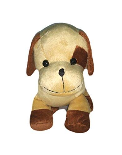 Soft Buddies Animal with Loose Leg – Dog, Beige