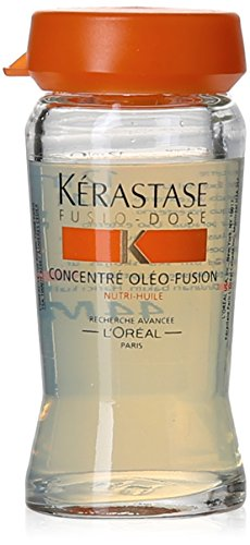 Kerastase Fusio Dose Concentre Oleo-Fusion Intensive Nutritive Treatment, 15 x 0.4 Ounce by Kerastase